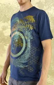 'World Bridger' T-Shirt - Blue